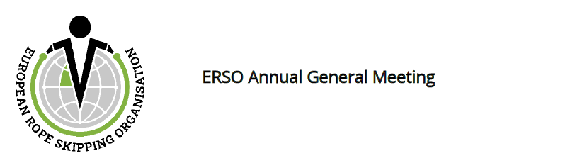 annual general meeting ERSO